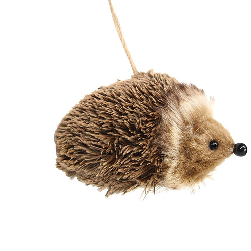 Fur Fabric Hedgehog