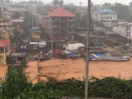 Sierra Leone Flooding