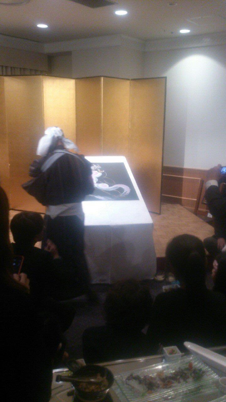 大相撲 九州場所祝賀会