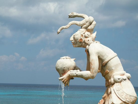 Ix Chel the crone the wise woman Cozumel