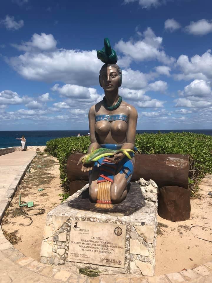 Ix Chel Goddess of the Seas