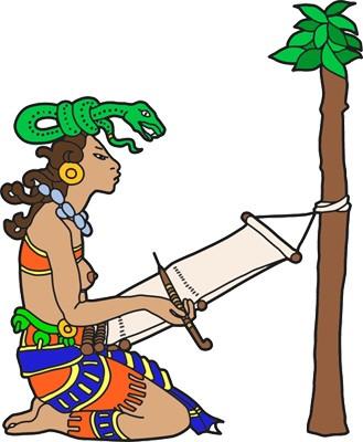 Ix Chel the maiden goddess