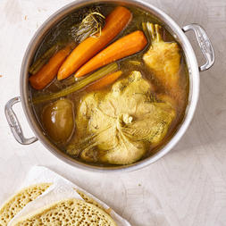 Overnight Chicken Soup