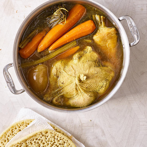 Overnight Chicken Soup