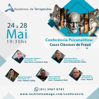 Conferência Psicanalítica