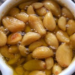 Confit Garlic & Garlicky Oil