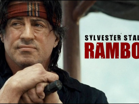 Análise Junguiana do Filme: Rambo IV