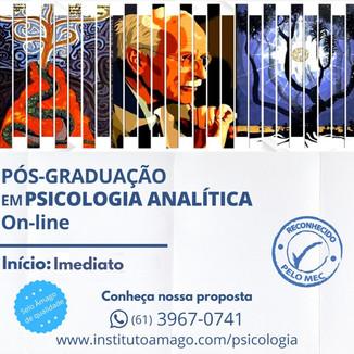 Pós-graduação em Psicologia Analítica