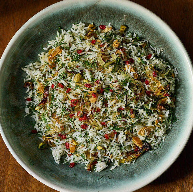 Jeweled Rice