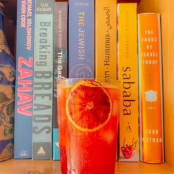 Blood Orange Campari Soda