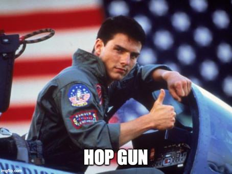 On the Road to Berlin: Hop Gun