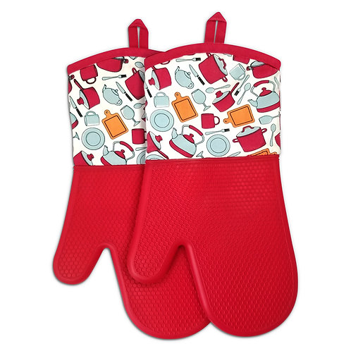 NIWYZE Oven Mitts