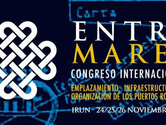 Entre mares, congreso internacional, emplazamiento, infraestructuras y organización de los puertos r