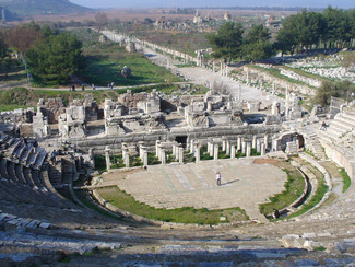 CALL. 05.07.2020: Ancient Greek Theatre in the Digital Age - (Online)