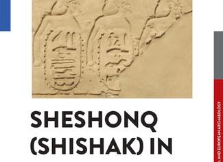 Sheshonk (Shishak) in Palestine - 06-07/03/2020, Wien (Austria)