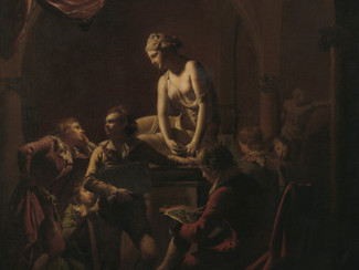 Antiquities, the Art Market and Collecting in Britain and Italy in the 18th century [POSTPONED] - 16