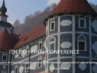 Digital Cultural Heritage (ITN-DCH conference) - 23-24-25/05/2017, Olimje (Slovenia)