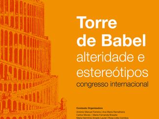 Torre de Babel: alteridade e estereótipos -24-25/09/2020, Aveiro (Portugal)