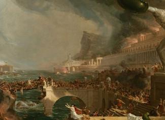 Crisis, catástrofes y proceso histórico en el Mediterráneo Antiguo - 17/09/2020 (Online)