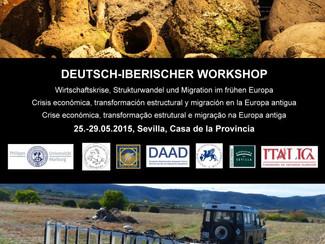 Deutsch-Iberischer workshop. Crisis económica, transformación estructural y migración en la Europa a