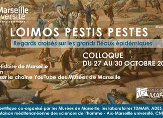 Loimos, pestis, pestes. Regards croisés sur les grands fléaux épidémiques - 27-30/10/2020, Online