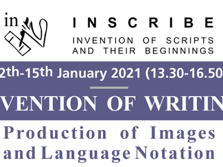 "Workshop ""Invention of Writing: Production of Images and Language..."" - 12-13-14-15/01/2021,(Online)"