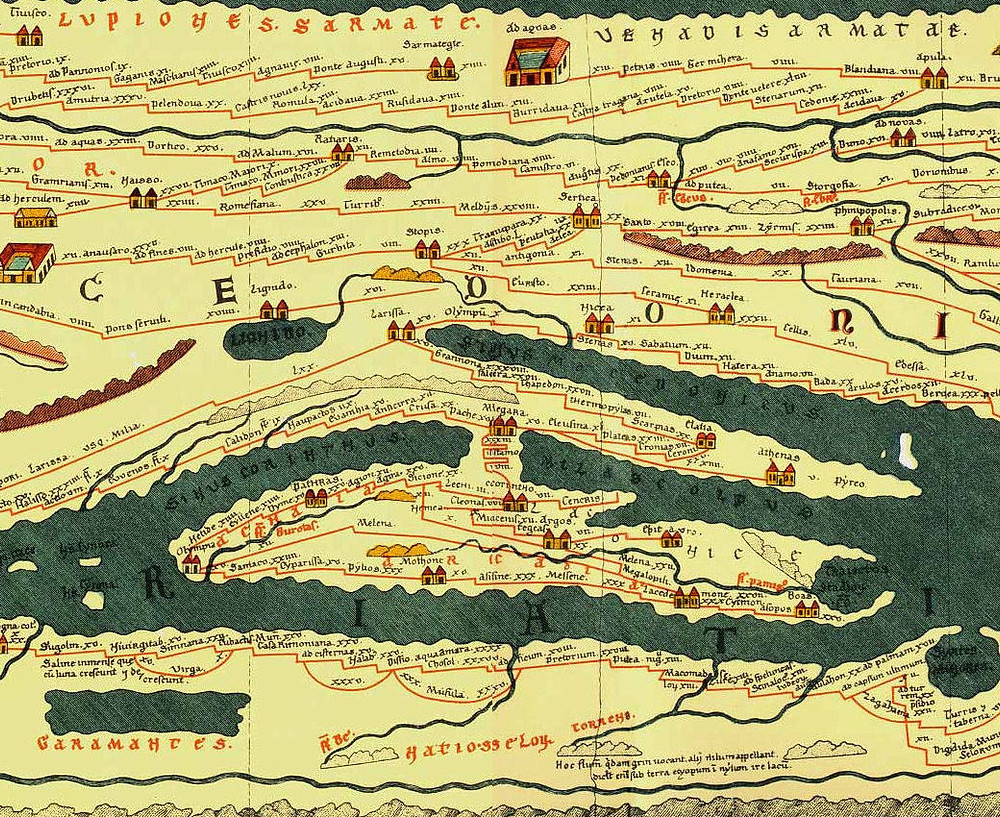 CALL. 30.11.2016: XIII Convegno internazionale di Geografia storica del Mondo antico - Eichstätt (Germany)