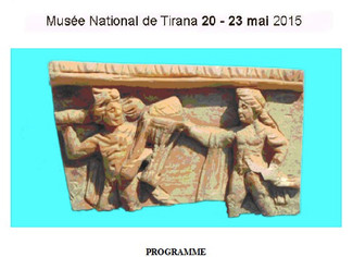 L'Illyrie méridionale et l'Épire dans l'Antiquité. VIe Colloque International - 20-21-22
