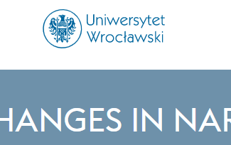 CALL. 30.06.2019:  Changes In Narrative Strategies In Context Of The Specificity Of The Oral And Wri