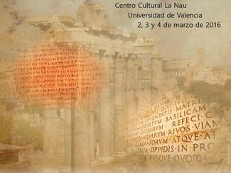 IV Congreso Nacional Ganimedes - 02-03-04/03/2016, Valencia (Spain)