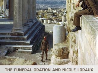 L'Oraison funèbre et Nicole Loraux - 19/02/2020, Lyon (France)