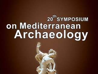 CALL. 20/04/2016: 20th SOMA - Symposium on Mediterranean Archaeology - Saint-Petersburg (Russia)