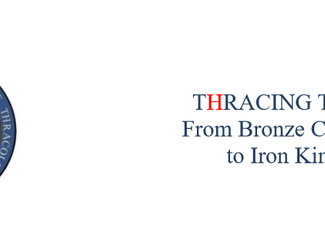 THracing the Past. From Bronze Communities to Iron Kingdoms (14th International Congress of Thracolo