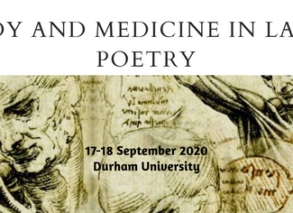 Body and Medicine in Latin Poetry - 17-18/09/2020, Zoom (Online)