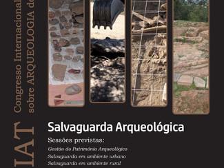 IV Congresso Internacional sobre Arqueologia de Transição: Salvaguarda Arqueológica - 02-03/05/2019,