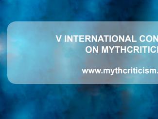 CALL. 01.05.2018: V International Conference On Mythcriticism: Myth And Audiovisual Creation- Madrid