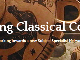 Connecting Classical Collections. Engaging with histories, networking for the future - 20/09/2019, N