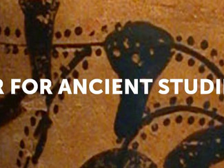 Applied Ancient Studies: Outreach, Inclusivity, Community - 03/12/2020, Online (Zoom)