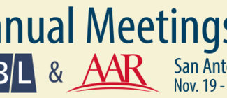 Linguistics and Biblical Hebrew - 19-20-21-22/11/2016, San Antonio (TX, USA)