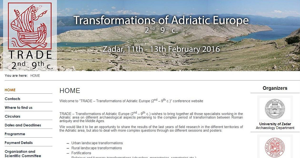 TRADE Transformations of Adriatic Europe Zadar (Croatia) 2016.jpg