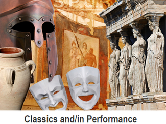 Classics and/in Performance - 30-31/10/2015, Notre Dame, Indiana (USA)
