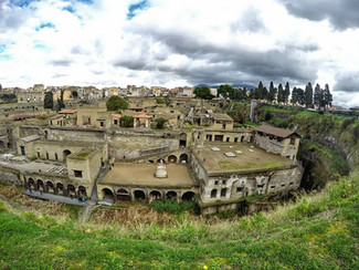 Herculaneum and Beyond - 07/11/2020, (Online)