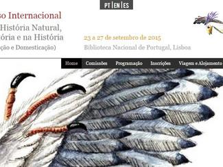 I congreso internacional, las aves en la Historia Natural, en la Prehistoria y en la Historia - 23-2