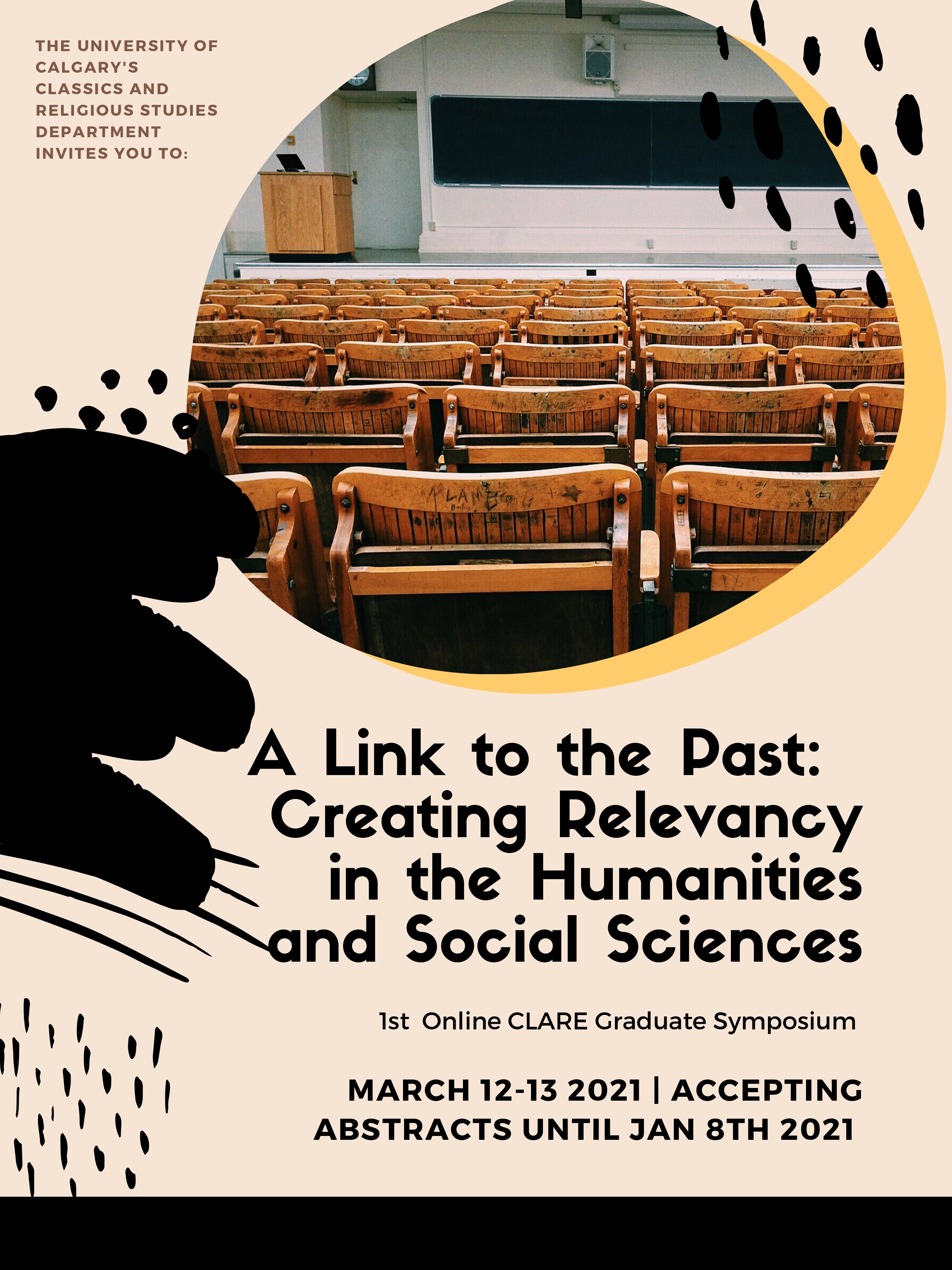 A Link to The Past CLARE Symposium 2020_