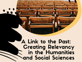 "CLARE Symposium: ""A Link to the Past: Creating Relevancy..."" - 12-13/03/2021, (Online)"