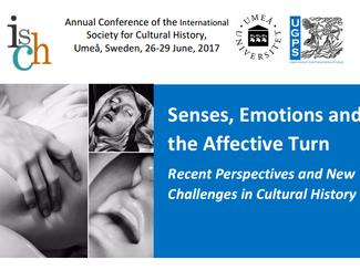 Senses, Emotionsand the Affective Turn. RecentPerspectivesandNew Challenges inCultural History