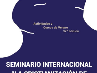 """Seminario Internacional """"La cristianización de las villas romanas en Hispania"""" - 22-23-24/"""