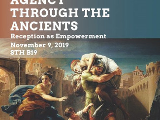 Agency through the Ancients: Reception as Empowerment (The 12th Annual Boston University Classical S