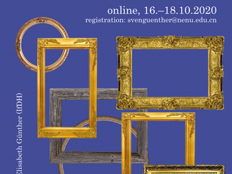 Frames and Framing in Antiquity - 16-17-18/10/2020  (Online)