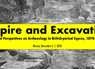 Empire and excavation: critical perspectives on archaeology in British-period Cyprus, 1878-1960 - 06